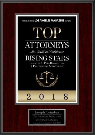Top Attorneys 2018 Rising Stars