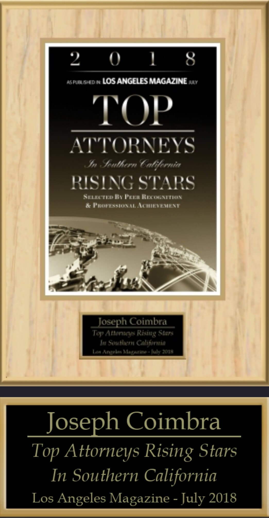 2018 Top Attorneys Rising Stars