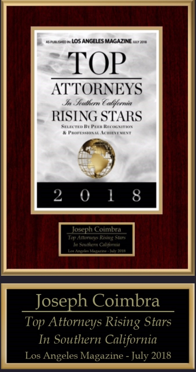 Top Attorneys Rising Star 2018